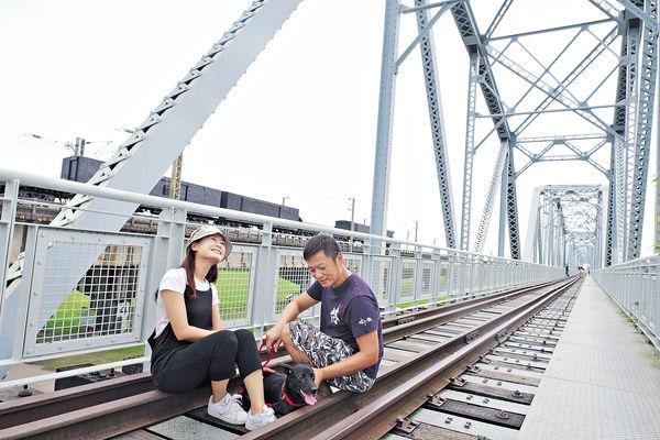 打卡必遊 高雄舊鐵橋變身天空步道