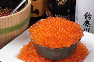 【東京美食】日本東京人氣居酒屋 熱賣一板海膽/三文魚籽爆丼飯
