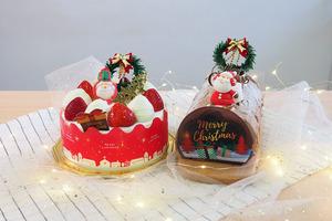 【聖誕2019】A-1 Bakery推出聖誕節2019蛋糕系列  得意聖誕老人芒果蛋糕/比利時朱古力樹頭蛋糕