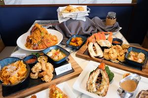 【銅鑼灣美食】美國過江龍海鮮餐廳Red Lobster抵港 即撈即煮美國直送龍蝦/免費車打芝士鬆餅