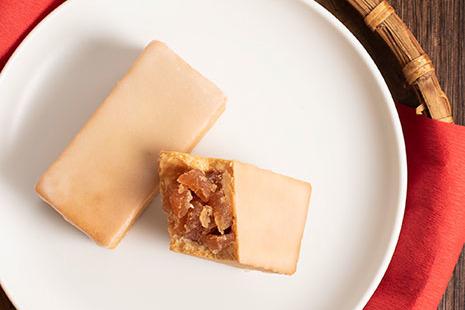 台灣微熱山丘推出新品 日本青森縣紅玉蘋果酥