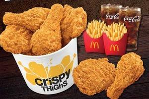 【麥當勞新品】麥當勞全新推出麥炸雞系列!App購買麥炸雞分享桶超值套餐減$8優惠