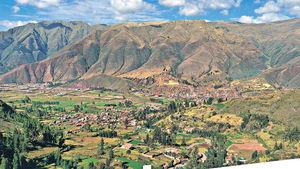 秘魯庫斯科 高海拔梯田 觀精妙流水陣
