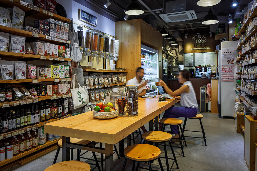 【中環美食】半山有機食材店加設環保祼買專區 供應純素素食/烹飪工作坊