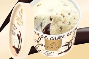 【日本便利店必買2019】日本便利店熱賣新甜品 GODIVA芝士蛋糕朱古力雪糕