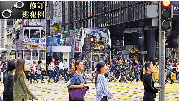 私人職位空缺減3成 失業率升破3% 羅致光:年輕人恐難搵工