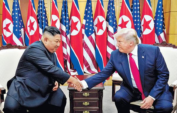 進行「改變戰略地位的測試」 北韓向美國施壓