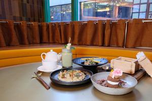 【中環素食】上環新開中式新派素食「李好純」 山楂蘋果雪葩/純素串燒/黑松露薏米飯