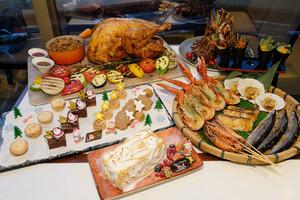 【聖誕自助餐】2019聖誕自助餐3大重點精選 任食生蠔海鮮/芝士主題料理/premium雪糕/聖誕蛋糕