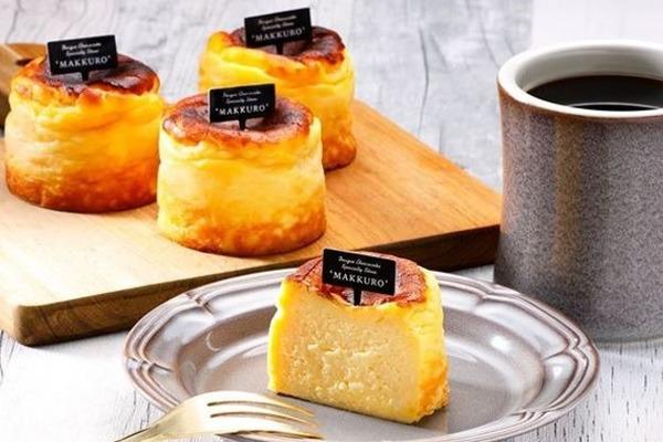 【日本手信】日本人氣芝士蛋糕專門店「MAKKURO」 熱賣招牌basque焦香芝士蛋糕