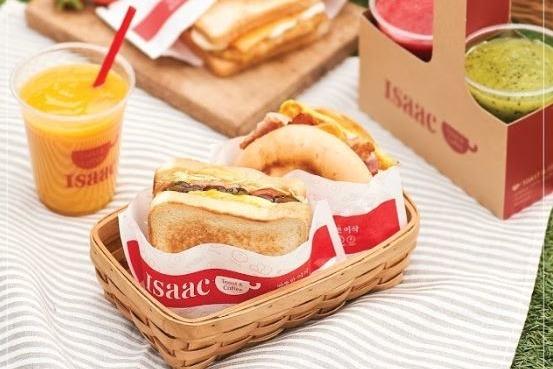 【沙田美食】Isaac Toast將於12月24日登陸沙田新城市廣場!3款香港限定款式率先睇