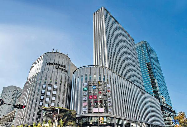 大阪新地標商場 200店進駐