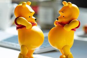 【聖誕禮物2019】Disney Supreme Collection復刻限量版 為食小熊維尼掀起肥嘟嘟大肚腩
