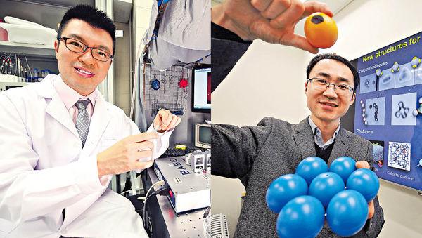 優化生物材料 改良3D打印 港大兩教授奪裘槎獎