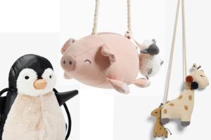 【聖誕禮物2019】搞笑聖誕禮物交換推薦 粉嫩豬仔袋/企鵝袋毛茸茸超可愛!