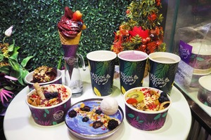 【中環美食】中環新開Acai Bowl專門店AcaiNow!超靚星空莓果碗第二碗半價/又健康又適合打卡
