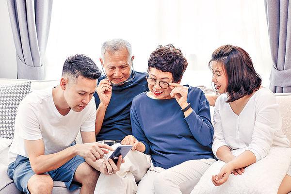 港家庭以通訊App交流增 學者:不宜連發太多信息
