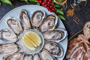 【銅鑼灣美食】銅鑼灣Sky Bar ZENG推出Brunch優惠!270 度維港海景/任飲香檳任食即開生蠔