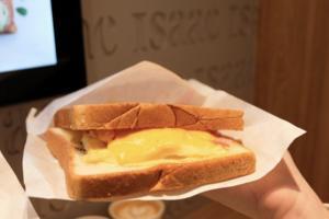 【沙田美食】韓國人氣吐司ISAAC TOAST平安夜登陸沙田 香港限定新口味率先睇!