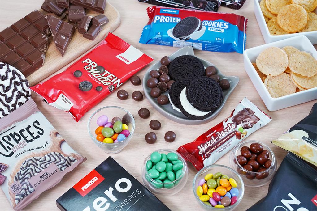 【健康零食推介】連小朋友都岩食的10款健康零食推薦! 低糖繽紛樂/麥提莎/Oreo/朱古力布甸/芝士薯片