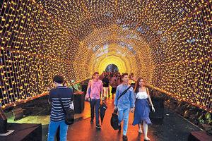 新加坡狂熱聖誕 必訪3大應節打卡位