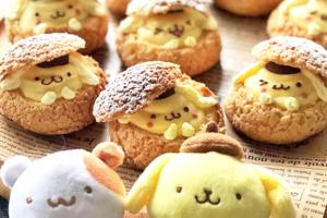【布甸狗公仔】日本自家製可愛布甸狗甜品 布甸狗布丁/白玉糰子/水玄信餅/麻糬
