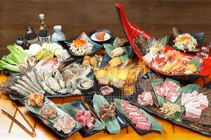 【尖沙咀放題推介】尖沙咀抵食日式燒肉放題 任食日本和牛/鹿兒島黑豚肉/廣島蠔/刺身!