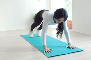【健康減肥】居家簡易10分鐘瘦腰運動 9個動作輕鬆減肚腩練腹肌馬甲線
