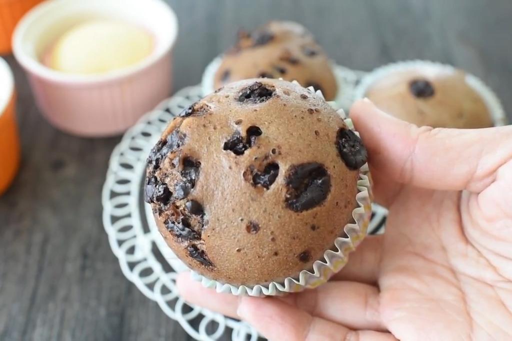 【蛋糕食譜】3步完成免焗甜品食譜  朱古力蒸蛋糕