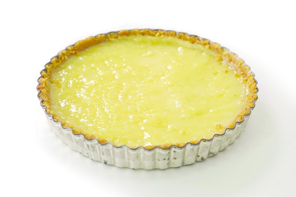【甜品食譜】4步簡易免焗甜品  酸甜檸檬撻食譜