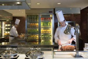【酒店自助餐】尖沙咀柏景餐廳推出滋補美肌養生自助餐 多種健康元素融入美食!