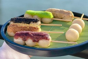 【台北美食】台北淡水老街日式糰子小店「福和菓子」 由日本夫婦主理/多款口味