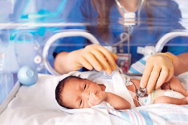 極端炎熱 刺激孕婦分泌「催產素」 或致嬰兒早產兩周