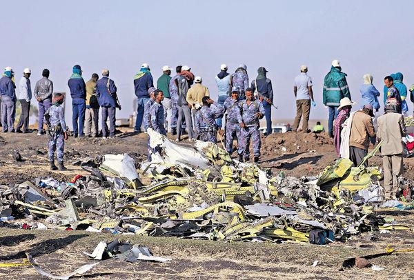去年257人死於空難 較前年減50%