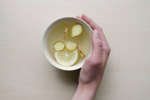 【健康減肥】日本名醫生推介養生瘦身神物乾薑茶 3星期勁減8.8磅