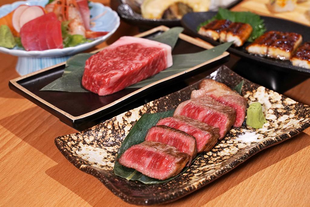 【放題優惠】日式放題每位送A4薩摩和牛 任食90款刺身/天婦羅/壽喜燒等日式料理