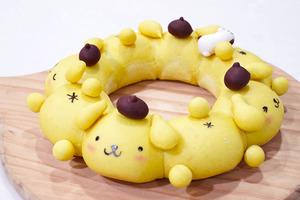 【烘焙DIY】旺角烘焙店推Sanrio官方授權甜品班   超可愛布甸狗/AP鴨/肉桂狗麵包圈