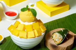 【北角美食】泰國人氣甜點店Mango Mania登陸北角!招牌芒果冰芒果蜜糖多士/芒果糯米飯芭菲