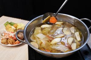 【素食自助餐】觀塘懷舊小食主題素食自助餐「素街」 新推另加$28任食素食火鍋!