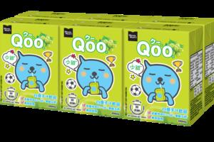 Qoo果汁飲品3月推出全新包裝+少甜系列!減少逾22%糖含量