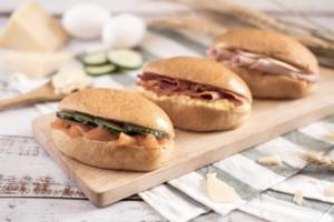 Pret A Manger推出全新早餐系列 多款素食通粉/三文治/全麥法包/芝士牛角酥新登場