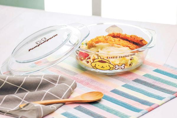 7-Eleven買賀年糖果禮盒 送Sanrio玻璃焗盤