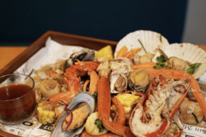 【酒店自助餐】灣仔酒店Novotel Le Café推出$317 Shake Shake海鮮自助晚餐  任食多款海鮮/即開生蠔/蟹腳早鳥優惠低至6折