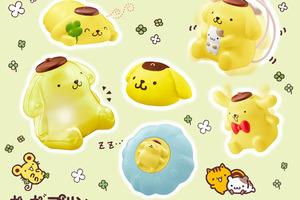 【日本麥當勞兒童餐】日本麥當勞開心樂園餐玩具新系列 得意布甸狗公仔發光、發聲賣萌!