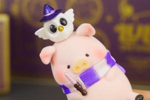 【罐頭豬Lulu 香港】魔法Lulu豬系列新登場! 8個可愛造型+限量版套裝