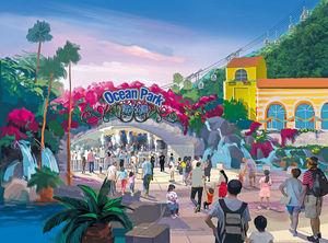 海洋公園未來藍圖 7大全新景區 玩樂兼保育