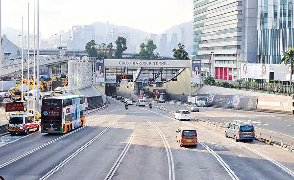 紅隧電子繳費復修完成 今早7時恢復運作