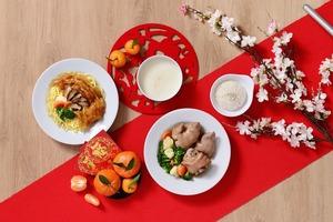 【IKEA美食】IKEA餐廳及美食站全新農曆新年限定美食 大桔大利新地筒/薯餅熱狗/沙薑白切豬手飯