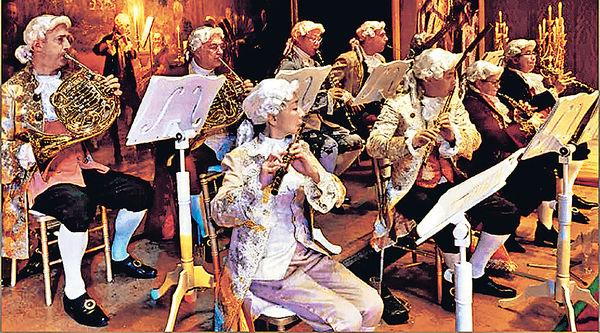 香港城市室樂團 「莫扎特的魔法」