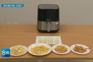 【氣炸鍋】韓國消費者協會實測10款氣炸鍋 食品樣本含致癌物最高超標2倍
